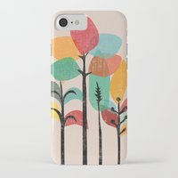 tropical iPhone & iPod Cases featuring Tropical Groove by Picomodi