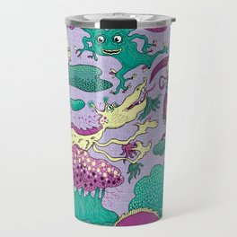 Emerald Forest Travel Mug