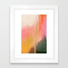 Palette No.40 Framed Art Print