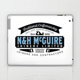 N&H McGuire Joiners Ltd. Laptop & iPad Skin