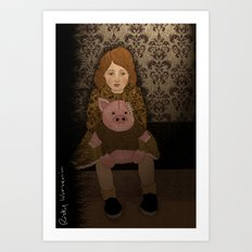 Anti Social Personality Disorder Art Print