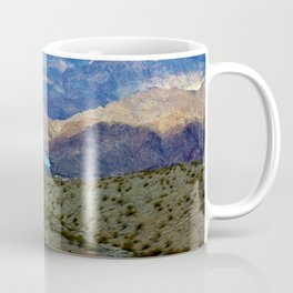 Lake Mead Mountain View Coffee Mug