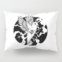Spilled Existence Pillow Sham