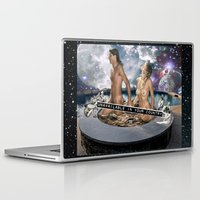 nudes Laptop & iPad Skins featuring Unavailable in Your Country by mentalembellisher