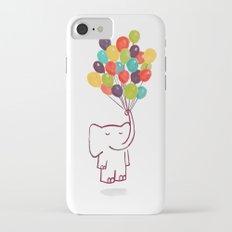 Flying Elephant iPhone 7 Slim Case
