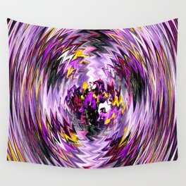The Pansies within... Wall Tapestry