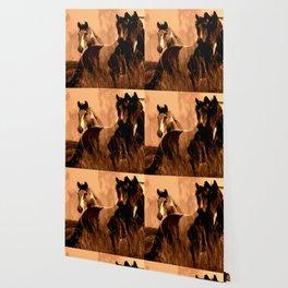 Horse Spirits Wallpaper