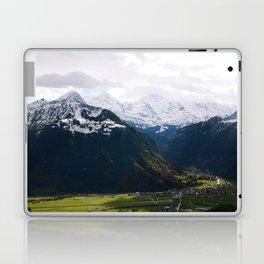Paradise Mountains Laptop & iPad Skin