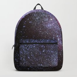 North American Nebulae. The Milky way. North America Nebula Backpack