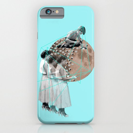 Gothic Moon Maker iPhone & iPod Case