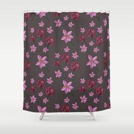 Flowerfield Shower Curtain