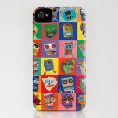 Monster Pals Slim Case iPhone (4, 4s)