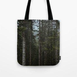 Oregon Trees Tote Bag
