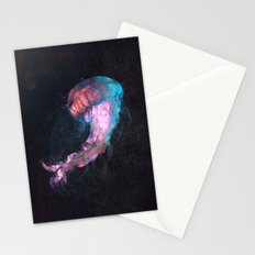 Space Flow Stationery Cards