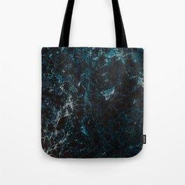 Paua Abalone Waves Tote Bag