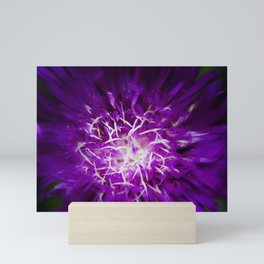 Abstract Flower Nature Photo Mini Art Print