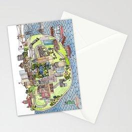 New York City Love Stationery Cards