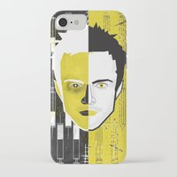 jesse pinkman iPhone & iPod Cases featuring Jesse Pinkman  by Micah Lanier