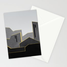 Abstract Architecture 02 Stationery Cards