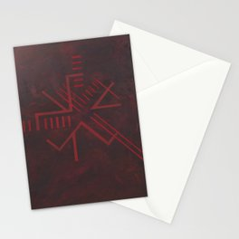 ach golgotha Stationery Cards