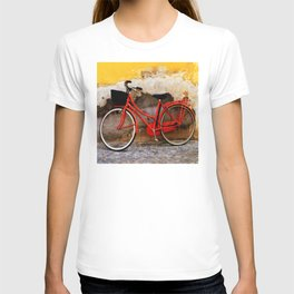 The Red Bicycle T-shirt