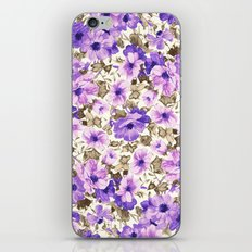 LIKE A FLOWER V iPhone & iPod Skin