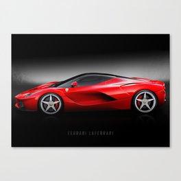 LaFerrari Canvas Print
