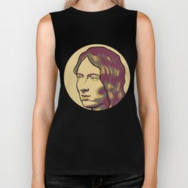 Emily Brontë Biker Tank
