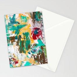 Aqua Bella by Noora Elkoussy Stationery Cards