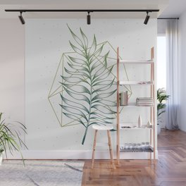 Geometry and Nature I Wall Mural
