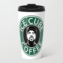 Ice Cube Coffee Travel Mug