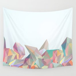 Crystallized II Wall Tapestry