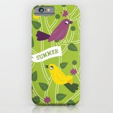 4 Seasons - Summer Slim Case iPhone 6s