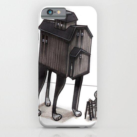 Barn Animal iPhone & iPod Case