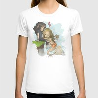 kili T-shirts featuring Kili and Mer!Fili by AlyTheKitten