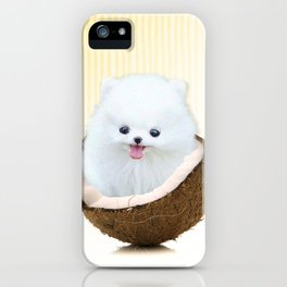 coconutty iPhone Case
