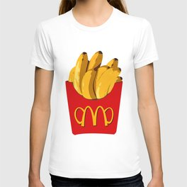 bananald's i'm lovin it! T-shirt
