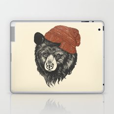 zissou the bear Laptop & iPad Skin