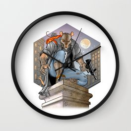 The ratman Wall Clock