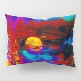 Strange Moon Pillow Sham