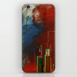 Death of Detriot - Skyline  iPhone Skin