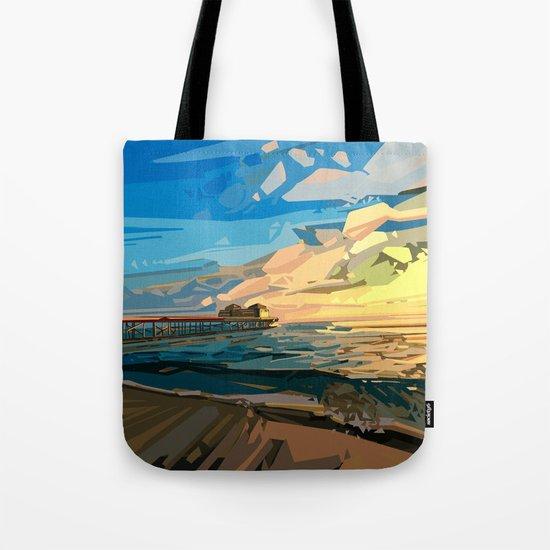 summer beach 1 Tote Bag