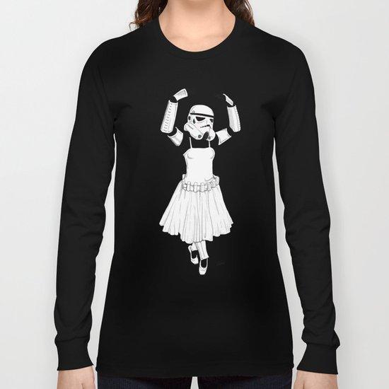 Ballerinatrooper Long Sleeve T-shirt