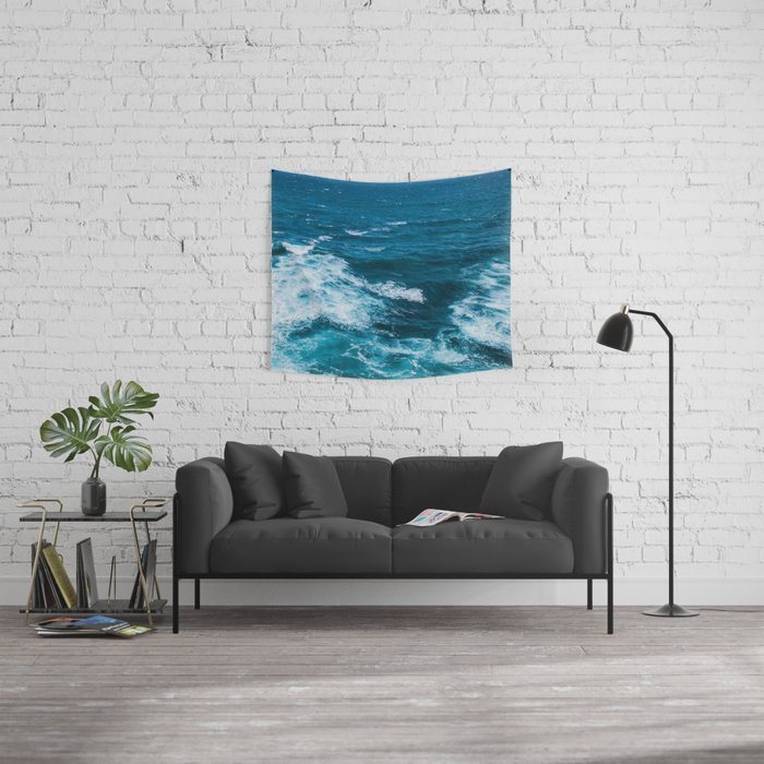 Ocean Swell Wall Tapestry
