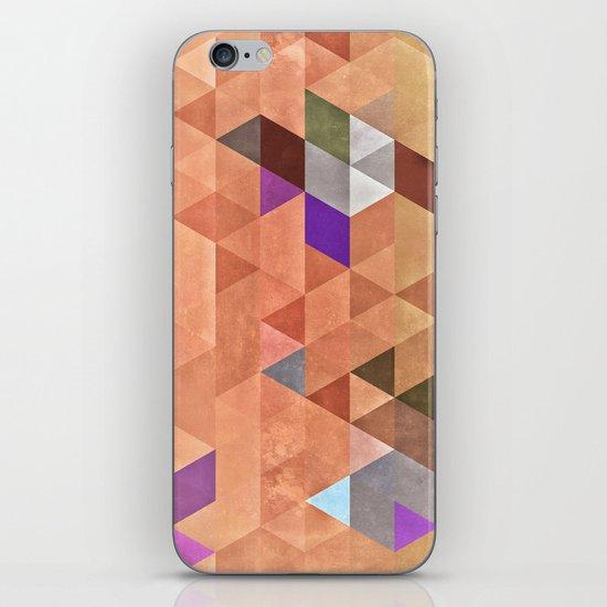 byrdy iPhone Skin