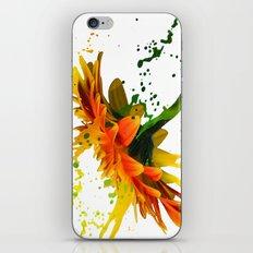 Liquid Daisy iPhone & iPod Skin