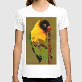 Nature Parakeet T-shirt