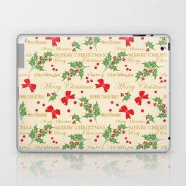 Christmas Time 8 Laptop & iPad Skin