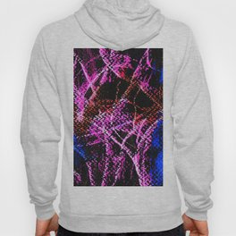 Wild Lights - Pink and Blue Palette by Fairychamber Hoody