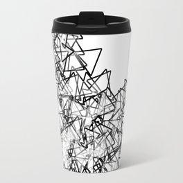 Minimalist origami Travel Mug